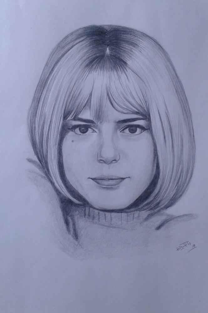 France Gall by RobertSoul